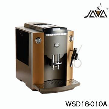 WSD18-010A Stainless Steel Espresso Automatic Bean To Cup Coffee Machine