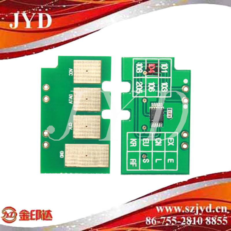 Compatible ZXD104MN toner chip for Sam 1660/1661/1665/1860/1675/1685/2950/SCX-3200/3201/3206/3205