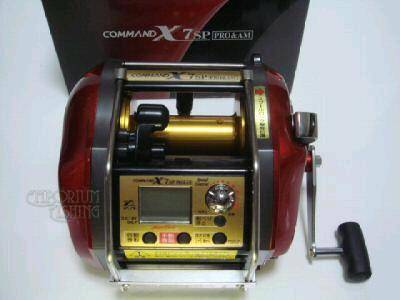 Miya Epoch Command X-7SP Electric Reel