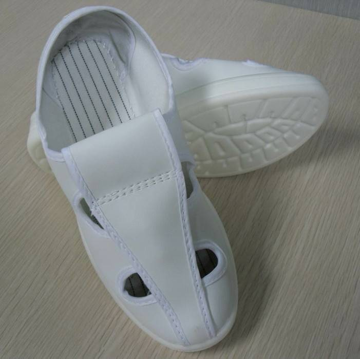 Antistatic PU Leather Shoes