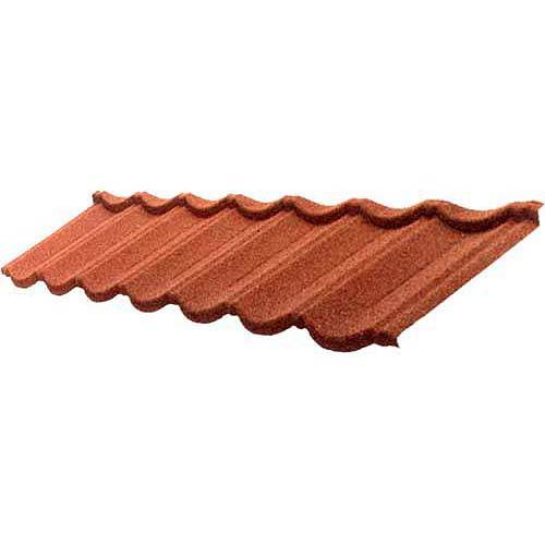 Galvalume Colorful Modern Tile Roof