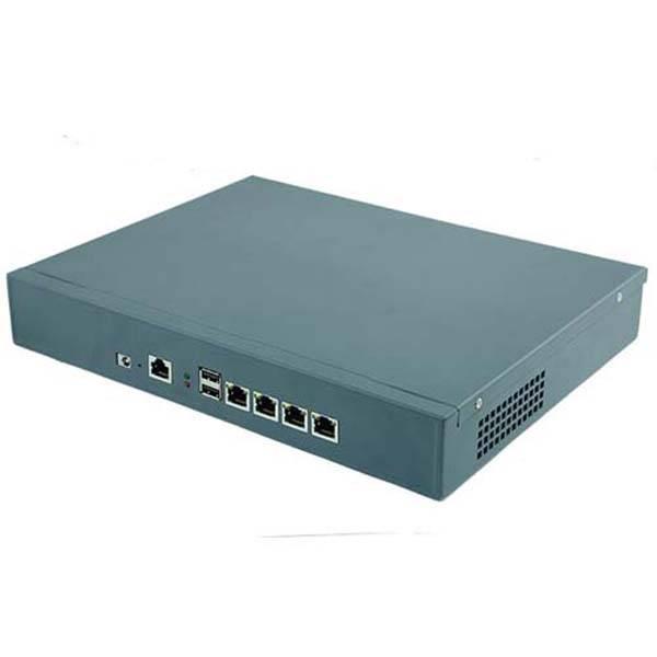 Firewall Appliance support Desktop 4 Lan DC D2550 / D525/J1900 (FNS-4L-S)