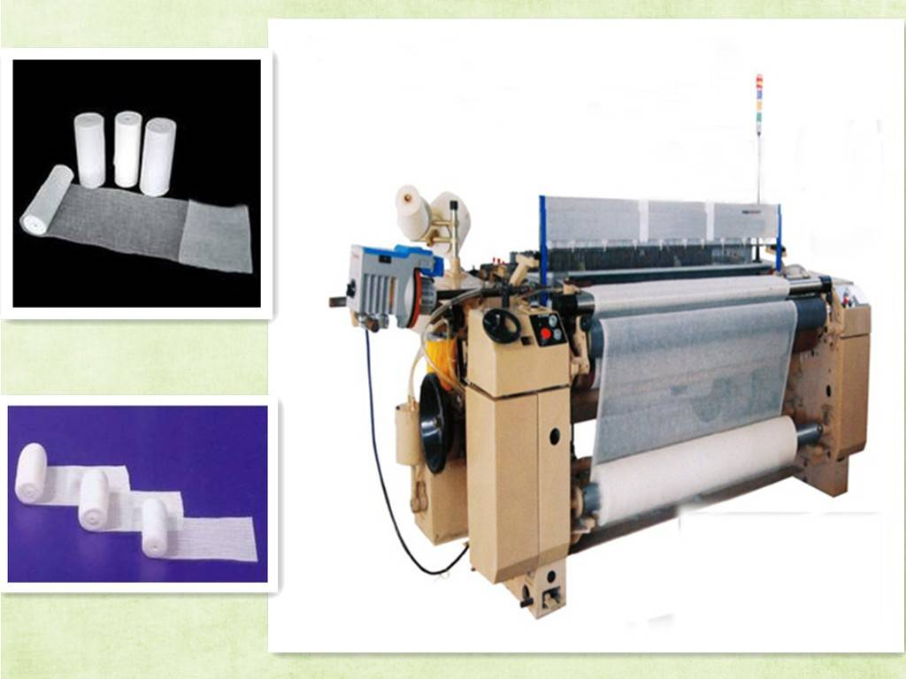 Air Jet Loom for weaving medical cotton gauze