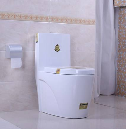 GINTAO ultra swirling mute piece toilet flushing, No.8035, factory outlets