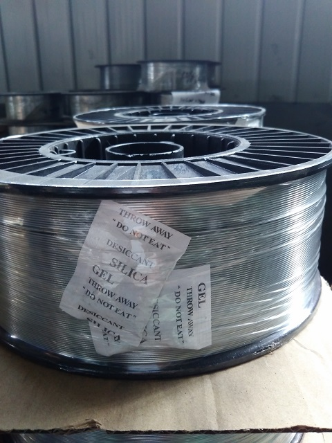 99.99% pure zinc wire for thermal spraying