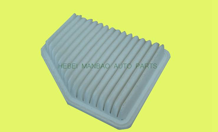 Customize Air Filter OE number (17801-0p020-2) Apply for Toyota