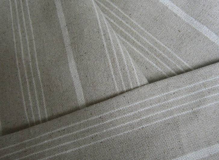Mixed Linen & Cotton Sofa Fabric NN8032