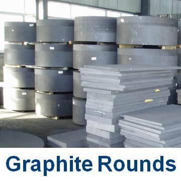 Medium-grained Graphite Block & Round