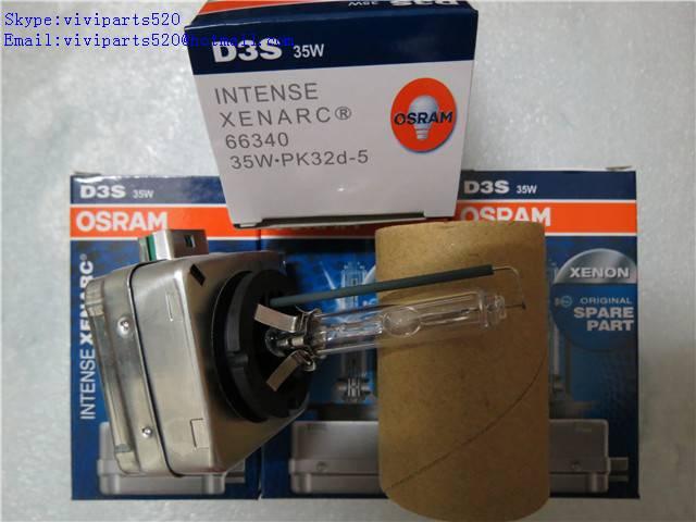 Lighting Car Headlight OEM Osram D3S 12V 35W 4300K 66340