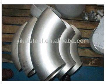stainless steel tube elbow