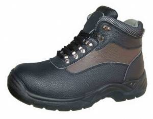 Newest Design Black Antistatic Safety Shoes