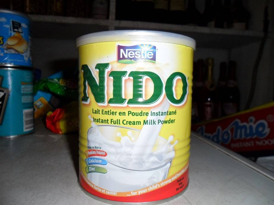 WHOLE INSTANT FULL CREAM NIDO MILK POWDER ON SALES