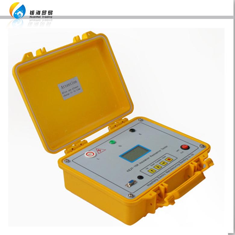 HZJY-10K 10kv megger meter insulation resistance tester