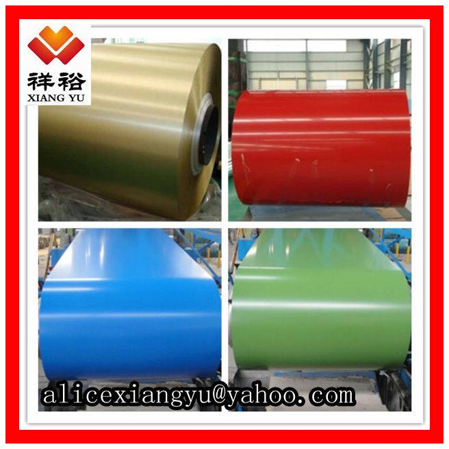Prepainted Galvanized Steel Coi,color coated steel coil