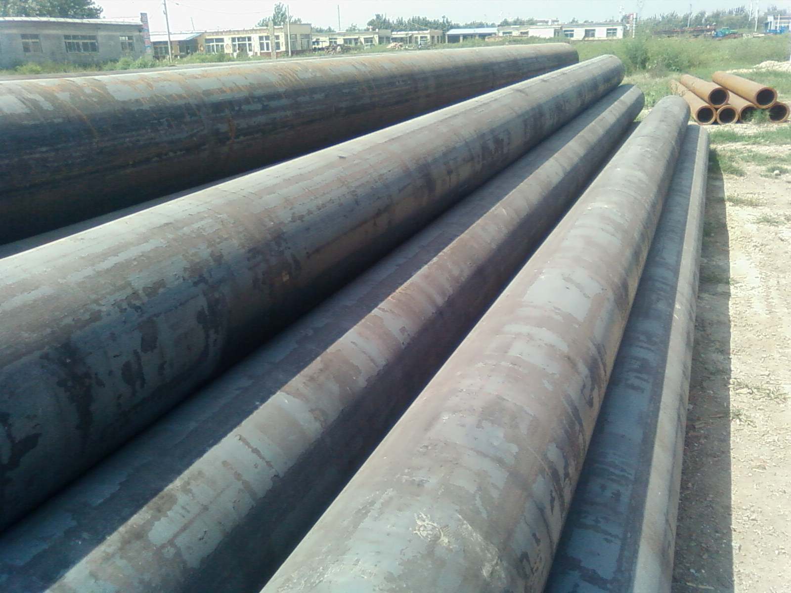 Carbon And Alloy Seamless Steel Pipes