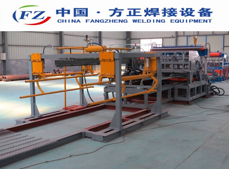 Building mesh welding equipment company made in China
