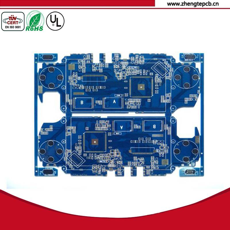 PCB electronic manufacturer/PCB OEM factory PCBA/high quality electronic scale PCB