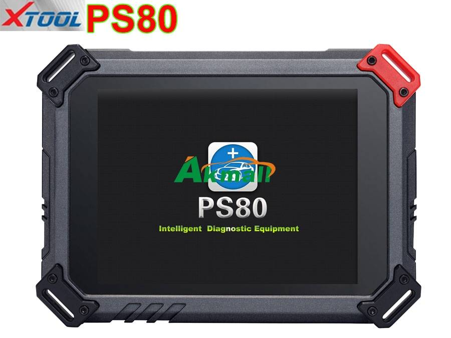 XTooL PS80 Full-System Diagnosis System