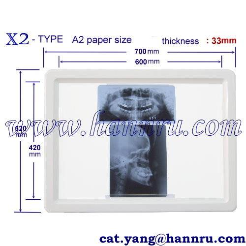 Viewing-box X - 2 System, panoramic film - Hann Ru