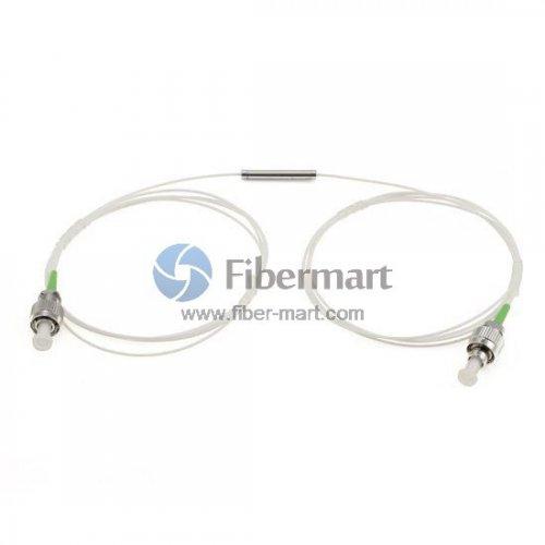 1M FC/APC 1550nm 900um Dual Grade Jacket Tube Mini Size Optical Isolator