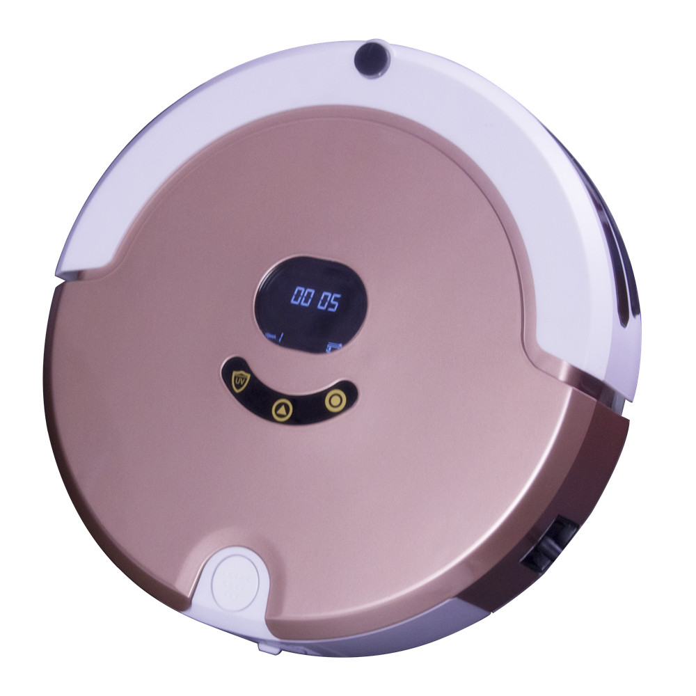 2017Hot sales Intelligent household Robot Vacuum Cleaner For DevorobotD4