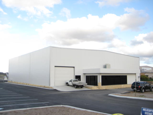 Steel structure Low cost High level hangar