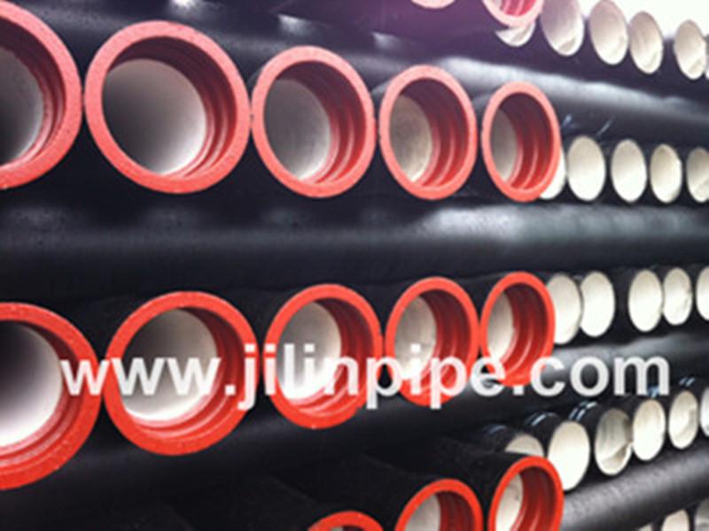 ductile iron pipe ISO2531/EN545/EN598
