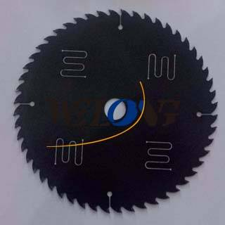 185mm x 52T for wood cutting with teflon coating