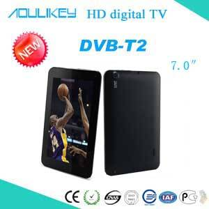 TV tablet pc  for DVB-T2/DVB-T/ISDB-Ton Android T701