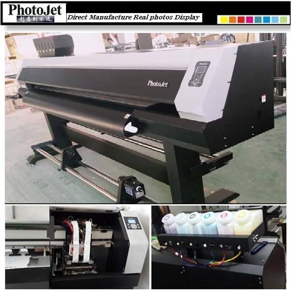 1600mm printing Eco solvent printer machine China supplier