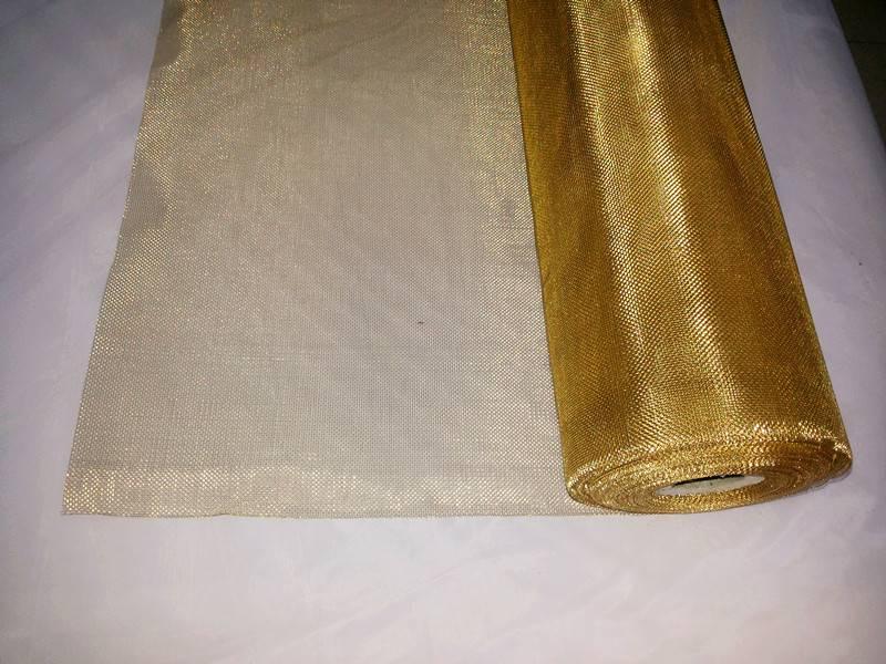 Brass Wire Mesh/Wire Cloth