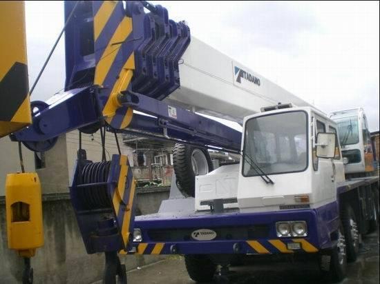 55T Tadano mobile crane +8618221102858