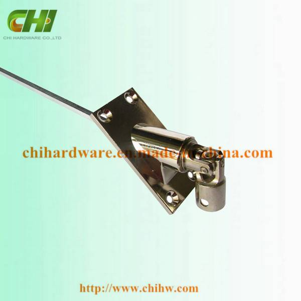 universal joint for rolling shutter components