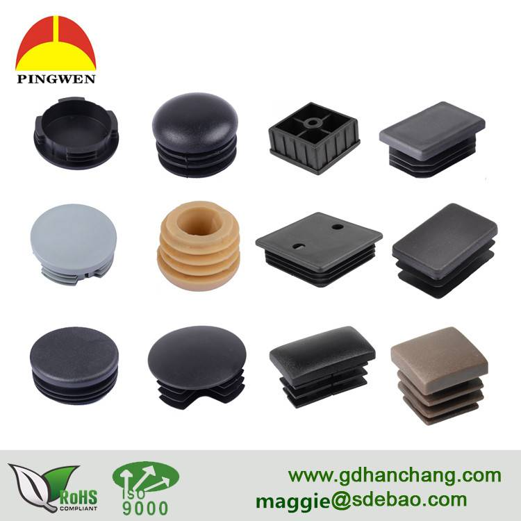 Plastic furniture fittings&accessories/pipe plug,end cap
