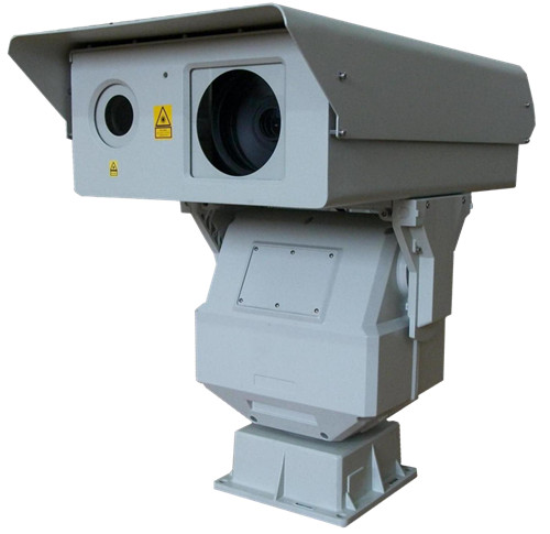 Long Range PTZ IR Laser Camera 6km