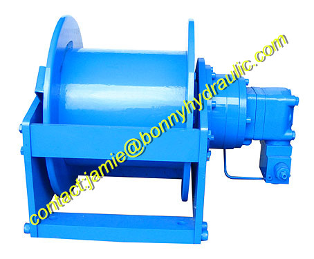 BG Hydraulic Winch