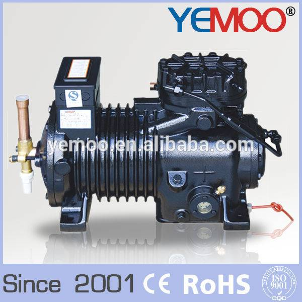 Hangzhou Yemoo semi-hermetic piston compressor