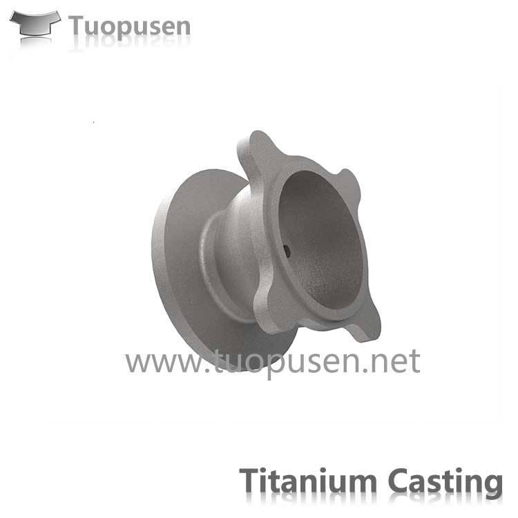 Titanium Castings Parts Ti casting titanium ball valves
