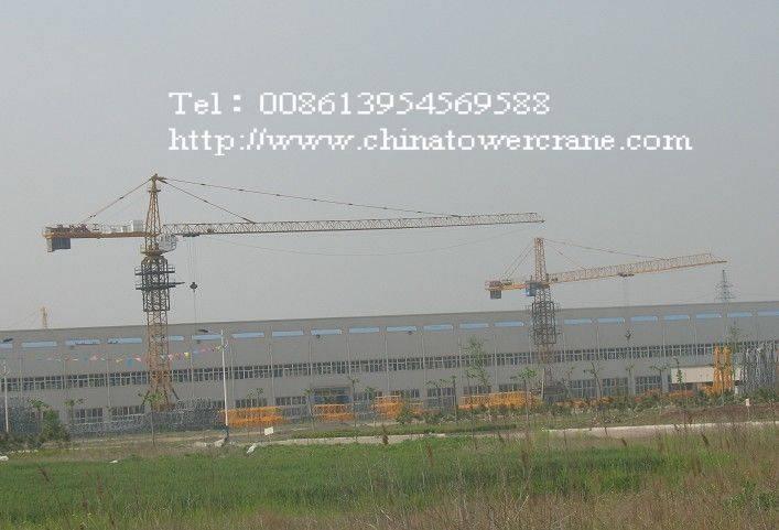 QTZ40A Tower Crane