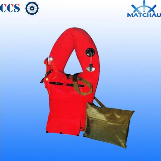 Rubber Inflatable Life Jacket