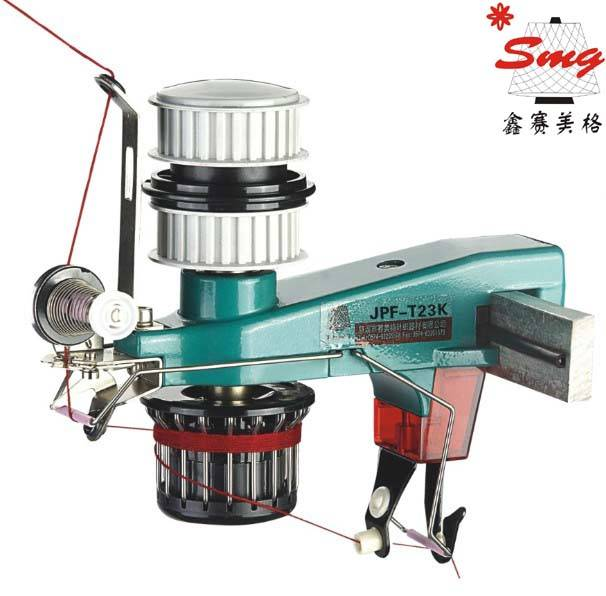 SMG JPF20-T23K yarn feeder /positive feeder for circular knitting machine