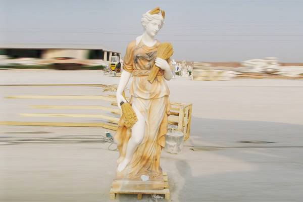 Marble Sculpture Famous Sculpture with High Quality