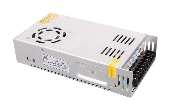 Indoor Convention Power Supply 350W 5V/12V/24V/36V/48V(DT-350S)