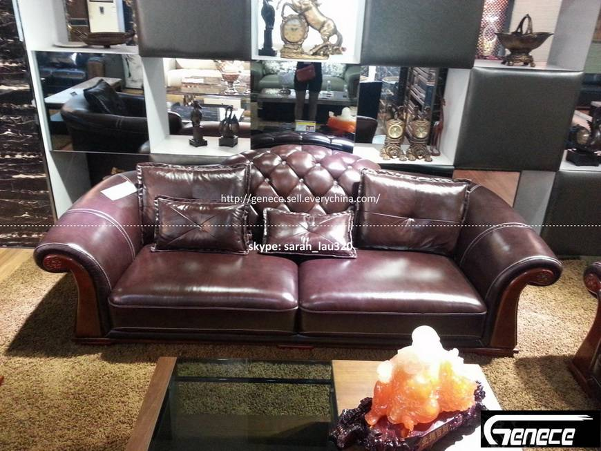 Classical Wooden Sofa BT3025#