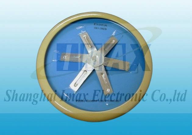 12KV 6000pf 150Kva RF disc ceramic capacitor