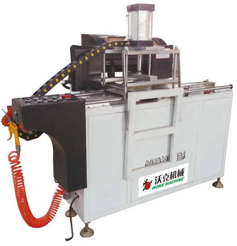Pneumatic double-axis tenon milling machine