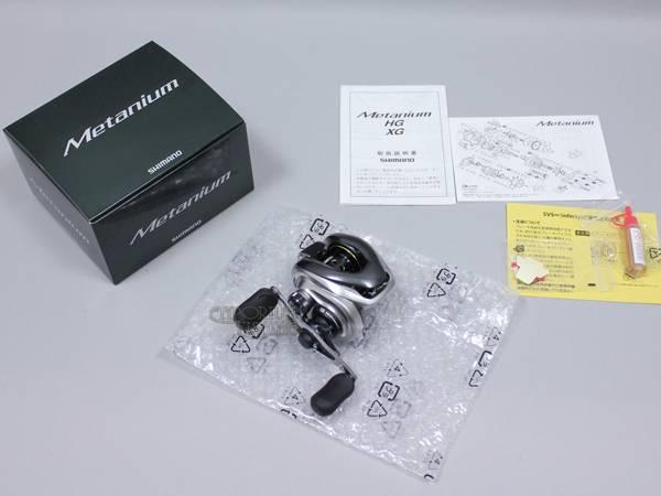 2013 Shimano Metanium Baitcasting Reel JDM