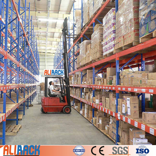 ALI RACKING Warehouse Selective Pallet Racking Industrial Storage Shelving