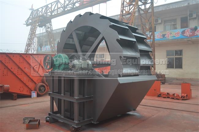 Top quality low investment limestone sand washing equipment for sale in italy