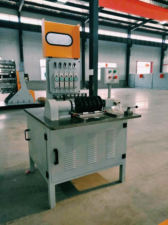 Jinbo Wire tensile strength tester for wire spirallizer